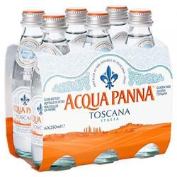 Acqua Panna 6x25clx4
